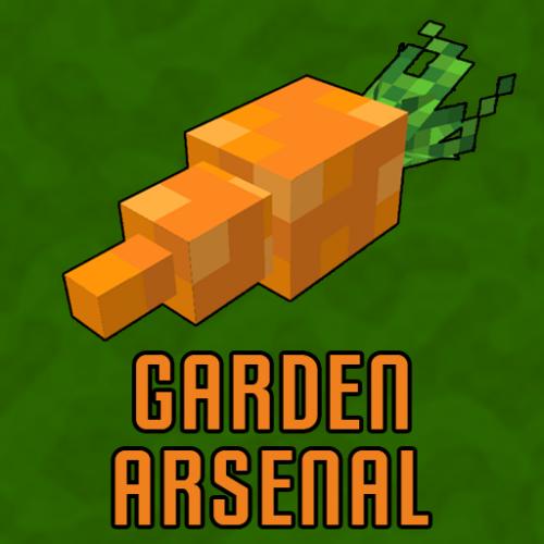 [1.12] [1.16] Garden Arsenal - Овощное Оружие